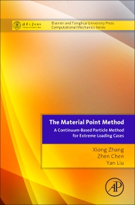 Cover image for The Material Point Method