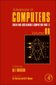 Cover image for Green and Sustainable Computing: Part II