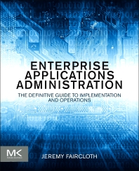 Cover image for Enterprise Applications Administration