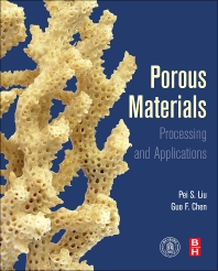 Cover image for Porous Materials