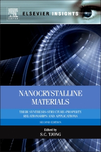 Cover image for Nanocrystalline Materials