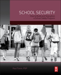 cover of School Security - 1st Edition