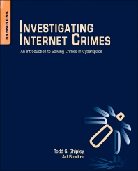 Cover image for Investigating Internet Crimes