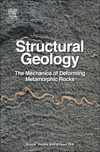 Cover image for Structural Geology