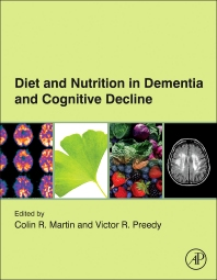 Cover image for Diet and Nutrition in Dementia and Cognitive Decline