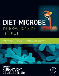 Cover image for Diet-Microbe Interactions in the Gut