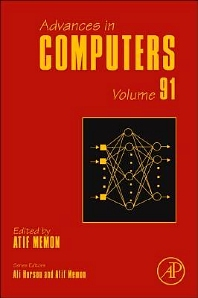 Advances in Computers, 1st Edition,Atif Memon,ISBN9780124080898