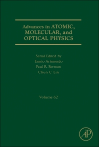 Advances in Atomic, Molecular, and Optical Physics, 1st Edition,Paul Berman,Ennio Arimondo,Chun Lin,ISBN9780124080904