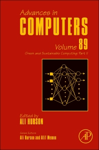 Advances in Computers, 1st Edition,Atif Memon,ISBN9780124080942