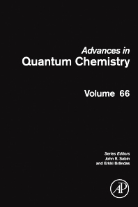 Advances in Quantum Chemistry, 1st Edition,John Sabin,Erkki Brandas,ISBN9780124080997