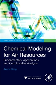 Cover image for Chemical Modeling for Air Resources