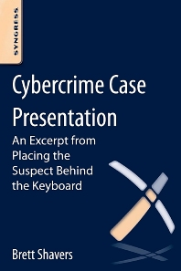 Cover image for Cybercrime Case Presentation