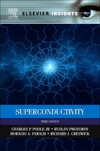 Cover image for Superconductivity