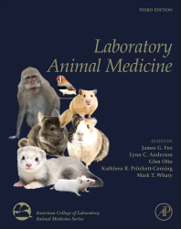 Laboratory Animal Medicine, 3rd Edition,Lynn Anderson,Glen Otto,Kathleen Pritchett-Corning,Mark Whary,ISBN9780124095274