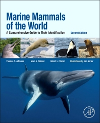 Cover image for Marine Mammals of the World