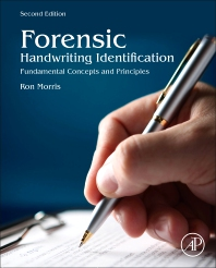Cover image for Forensic Handwriting Identification