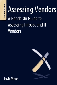 Assessing Vendors - 1st Edition - ISBN: 9780124096073, 9780124104464