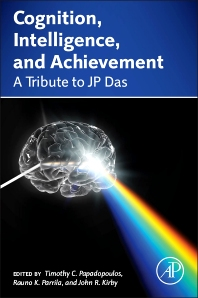 Cover image for Cognition, Intelligence, and Achievement