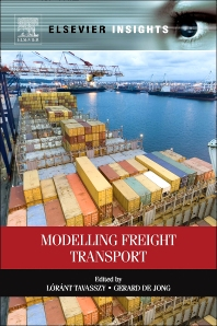 Cover image for Modelling Freight Transport