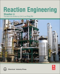 cover of Reaction Engineering - 1st Edition