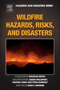 Cover image for Wildfire Hazards, Risks, and Disasters