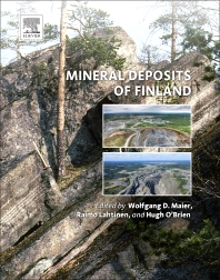 Cover image for Mineral Deposits of Finland