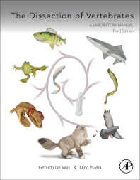 Cover image for The Dissection of Vertebrates