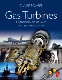 Gas Turbines, 2nd Edition,Claire Soares,ISBN9780124104617