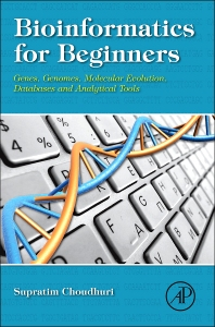 cover of Bioinformatics for Beginners - 1st Edition
