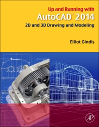Cover image for Up and Running with AutoCAD 2014