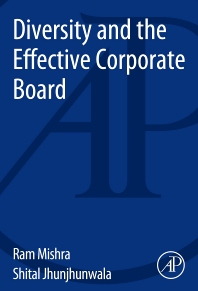 Cover image for Diversity and the Effective Corporate Board