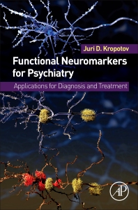 Cover image for Functional Neuromarkers for Psychiatry
