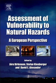 Assessment of Vulnerability to Natural Hazards - 1st Edition - ISBN: 9780124105287, 9780124105485