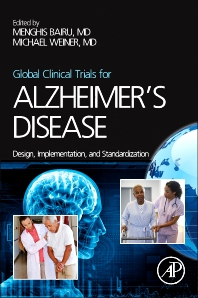 Cover image for Global Clinical Trials for Alzheimer's Disease