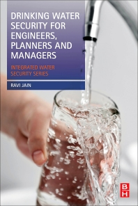Cover image for Drinking Water Security for Engineers, Planners, and Managers