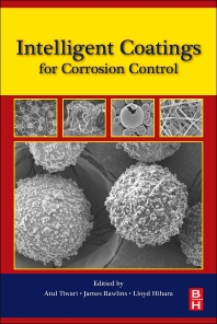 Cover image for Intelligent Coatings for Corrosion Control