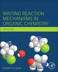 Cover image for Writing Reaction Mechanisms in Organic Chemistry