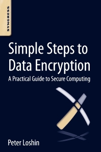 Cover image for Simple Steps to Data Encryption