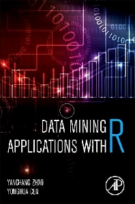 Cover image for Data Mining Applications with R