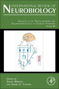 Cover image for Advances in the Neurochemistry and Neuropharmacology of Tourette Syndrome