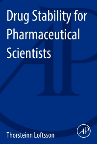 Cover image for Drug Stability for Pharmaceutical Scientists
