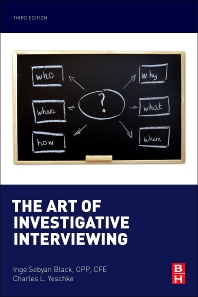 Cover image for The Art of Investigative Interviewing