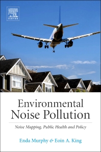 cover of Environmental Noise Pollution - 1st Edition