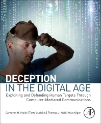 Cover image for Deception in the Digital Age