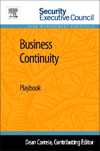 Cover image for Business Continuity