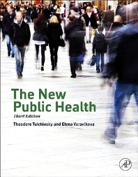 The New Public Health - 3rd Edition - ISBN: 9780124157668, 9780124157675