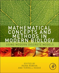 Cover image for Mathematical Concepts and Methods in Modern Biology