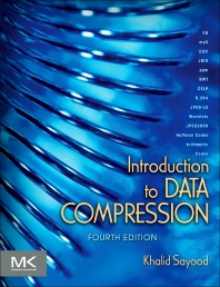 Introduction to Data Compression, 4th Edition,Khalid Sayood,ISBN9780124157965