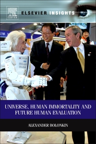 Cover image for Universe, Human Immortality and Future Human Evaluation
