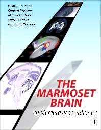 The Marmoset Brain in Stereotaxic Coordinates, 1st Edition,George Paxinos,Charles Watson,Michael Petrides,Marcello Rosa,Hironobu Tokuno,ISBN9780124158184